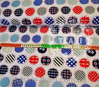 Лоскут ткани №388а размером 40*49 см