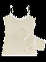 Комплект женский EGO «WSS» майка + шорты с кружевом