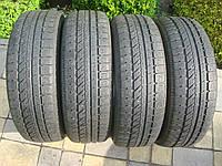 Резина зимняя б/у R15 195 65 Bridgestone Blizzak LM-30, комплект 4шт.