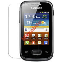 Защитная пленка для Samsung S5300 Galaxy Pocket