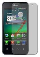 Защитная пленка на экран для LG P990 Optimus 2X