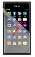 Защитная пленка на экран для Nokia N9