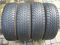 Резина зимняя б/у R15 195 65 Bridgestone Blizzak LM-32, комплект 4шт.