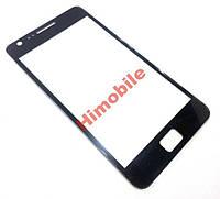 Стекло сенсора для Samsung i9100 Galaxy S2 черное