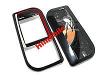 Корпус для Nokia 7610 черный (панели) High Copy