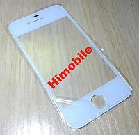 Стекло сенсора для Apple iPhone 4 4G 4GS 4S белое