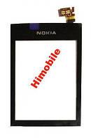 Тачскрин сенсор для Nokia Asha 300