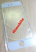 Стекло сенсора для Apple iPhone 5 / 5C / 5S белое