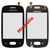 Тачскрин сенсор для Samsung S5280 S5282 черный
