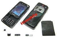 Корпус для Nokia N82 черный High Copy BEST