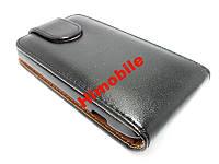Чехол книжка для HTC T320e One V черный