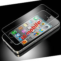 Защитное каленное стекло iPhone 4 4S 4G 4GS
