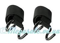 Лямки (крюки) для турника/штанги: 2 лямки в комплекте