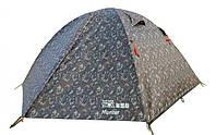 Палатка трехместная камуфляжная Hunter