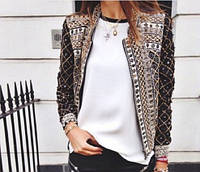 Яркий нарядный женский пиджак!
