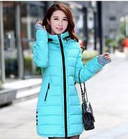 Зимний пуховик - пальто для женщин!