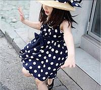 Летнее яркое легкое платье для девочек!