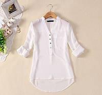 Распродажа! Женские шифоновые блузы- рубашки!