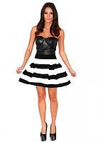 Шикарное платье бюстье. Супер качество! №368