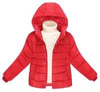 Детские демисезонные удлиненные куртки!