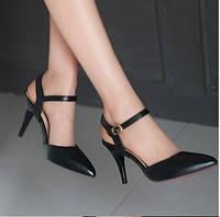 Классические женские туфли босоножки!