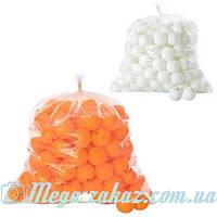 Мячи (шарики) для настольного тенниса Finals 40мм: 144 штуки в комплекте