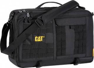 Трансформируемый рюкзак с отделением для ноутбука (15.6') 20 л. CAT Combat 83234;01 Черный