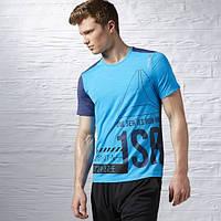 Спортивная футболка Reebok ONE Series Running ACTIVChill AX9323 - 2016/2