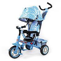 Велосипед детский трехколесный TILLY ZOO-TRIKE BLUE