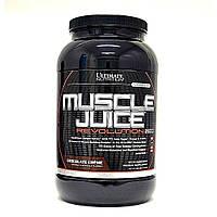 Гейнер для простого и быстрого набора массы Muscle Juice Revolution 2600 от Ultimate Nutrition