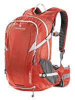 Компактный рюкзак для туризма и бега, велоспорта Ferrino Zephyr 22+3 Orange 922900 оранжевый