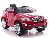 Электромобиль T-791 BMW X6 RED джип на р.у. 2*6V7AH с MP3 117*73.5*59