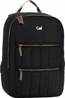 Современный рюкзак с отделением для ноутбука  20 л. CAT Catwalk 83332;01 Черный