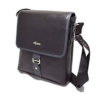 Стильная, удобная, красивая, недорогая мужская сумка из кожы. Сумка на каждый день. Код: КБН7