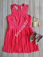 Яркое коктейльное платье. Выпускной 2016!!! №335