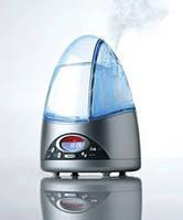 Ультразвуковой увлажнитель воздуха с подачей подогретого пара и применением ароматов Medisana Ultrabreeze