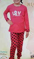 "Пижама подростковая ""Nicoletta"" №95006 (брюки)"
