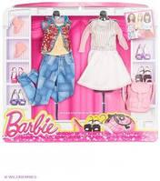 Набор модной одежды для кукол Barbie