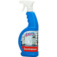 Средство для мытья душевых кабин GALLUS Duschkabinen 650мл