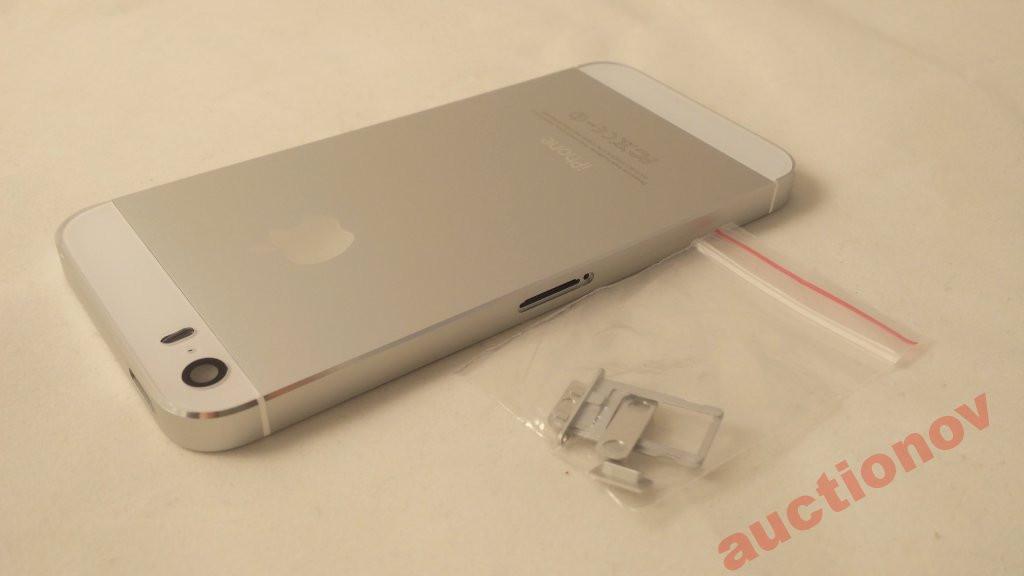 Корпус Apple iPhone 5S White