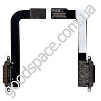 Шлейф с разъемом зарядки для iPad 3