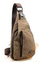 Мужской рюкзак через плечо, 3 цвета на выбор заказ