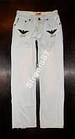 Светлые джинсы ARMANI №9
