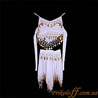 Карнавальный восточный костюм для девочки