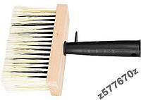 Кисть-макловица, 140 х 52 мм, искусственная щетина