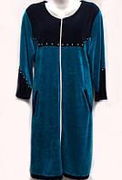 Красивый женский халат батального размера 036