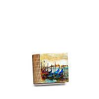 Шкатулка-книга на магните с 1 отделением Гондолы