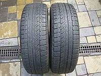 Резина зимняя б/у R15 195 65 Bridgestone Blizzak LM-30, пара 2шт.
