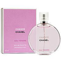 Туалетная вода для женщин Chanel Chance Eau Tendre 50 мл (Шанель Шанс Еу Тендр)