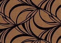 Мебельная ткань Маура бронз (флок на ткани производства Мебтекс)